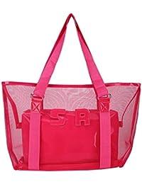 Luckycat bolsa de dos empaqueta el sistema Letra Impreso muchacha de las mujeres del hombro del