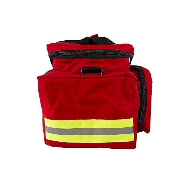 Bolsa Ligera para emergencias | roja | Elite bags 12
