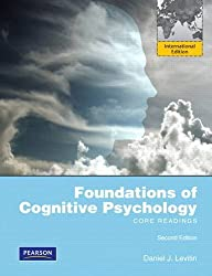 Foundations of Cognitive Psychology: Core Readings by Daniel J. Levitin (2011-01-28)