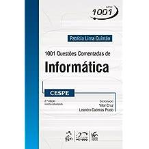 1001. Questões Comentadas de Informática. CESPE (Em Portuguese do Brasil)