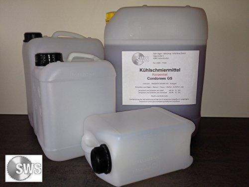2 Liter (Kg) Kühlschmiermittel Condorees GS-F ab 3% Wassermischbar 10 L = 343 L Gebinde