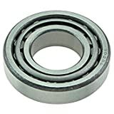 WJB WT30206 - Front Wheel Bearing/Tapered Roller Bearing - Cross Reference: National 30206/ Timken 30206/ SKF BR30206, 1 Pack