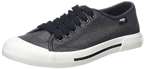 Rocket Dog Jumpin, Scarpe Basse Donna Grey (Pewter)