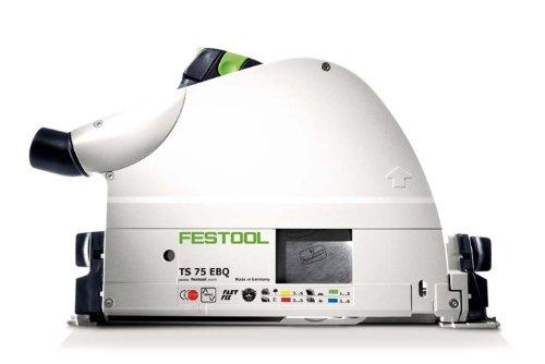 Preisvergleich Produktbild FESTOOL TAUCHSÄGE TS 75 EBQ-PLUS-FS 230V im neuen T-LOC Systainer mit Führungsschiene FS1400
