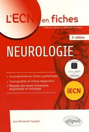 L'ECN en Fiches Neurologie par Laura Mechtouff-Cimarelli