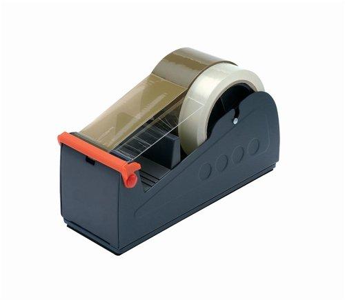 Smartbox Pro 166100000 Klebeband-Tischabroller (mit Führungen, für zwei Rollen, 75 mm)