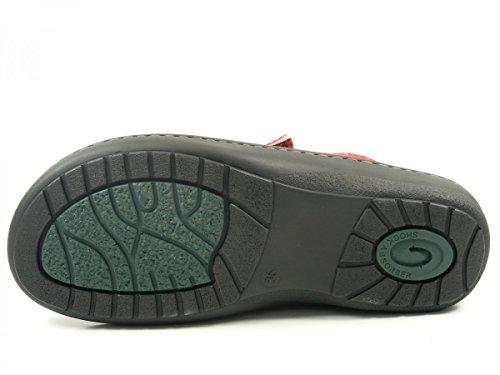 Dr. Brinkmann 700956 Pantofole Donna Rot