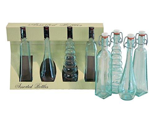 Bottiglie t/erm.h.20-cf.4 pz. - Dekoration Keramik VIDRIOS RECICLADOS SAN MIGUELS