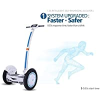 Airwheel - Scooter s3 blanco/blue