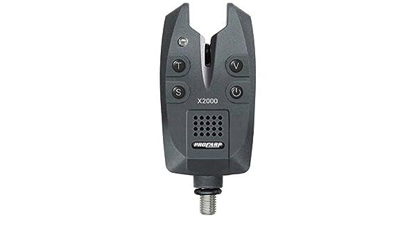 Cormoran Pro Carp X-2000 Bissanzeiger blau Elektronischer Bissanzeiger