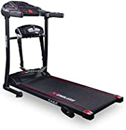 ENDLESS SENFIT001BLGR-Casa Plus Casa+ Easy to Use Treadmill with 12 Preset Workouts & Massager (Zero Insta