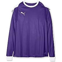 Puma Liga Gk Jr Camiseta de Portero, Unisex niños, Prism Violet/White,