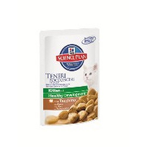HILL\'S - HILL'S SCIENCE PLAN FELINE KITTEN TACCHINO 85GR. - 0804
