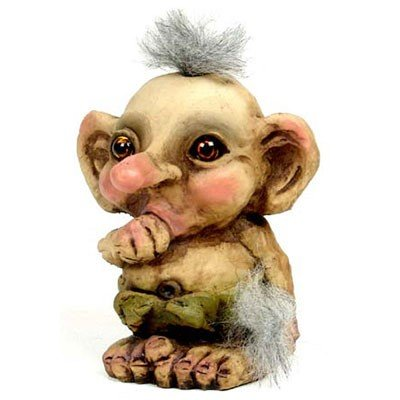 Troll Baby, Ny Form Troll Norwegen