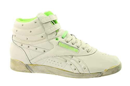 Reebok V61037 Leatherprotection Zehenkappen, Weiß (White), 37 EU (Reebok Freestyle Hi)