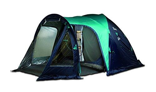 Bertoni Tende Tibet 6, Tenda da Campeggio Unisex-Adulto, Blu/Azzurro, Unica