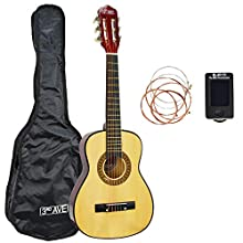3rd Avenue 1/4 Size Classical Guitar Pack - Natural