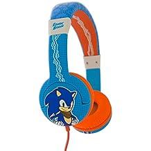 Sonic Boom - auriculares para niños