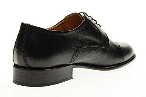 VALLEVERDE Man lacé 52812 BLACK Black