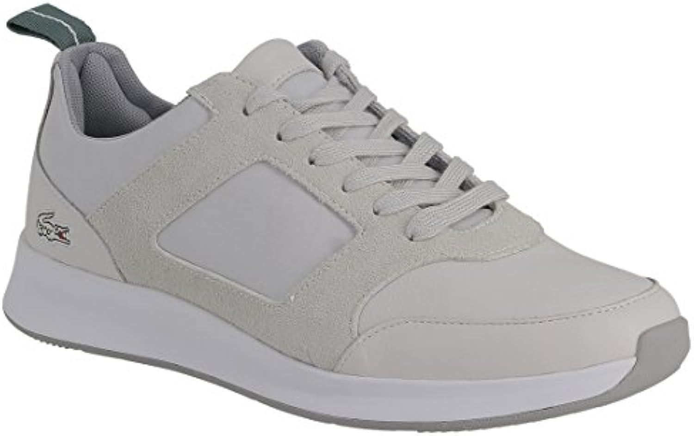 Lacoste Lacoste Joggeur 117 1 G Trm Lt Gry 7 33trm1003334  Herren Sneaker