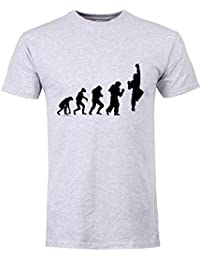 Men's Shoryuken Evolution T-shirt Grey