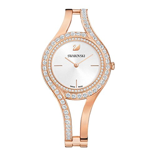 Swarovski Damen-Uhren Analog Quarz One Size Metall 87434583