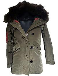 Amazon.it  Museum - Cappotti   Giacche e cappotti  Abbigliamento 4462b0c50387