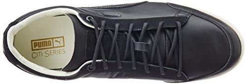 Puma Catskill Citi Series, Unisex-Erwachsene Sneakers Schwarz (black-whisper white 01)