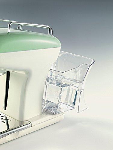 411qQrXupyL - Ariete 1389/14 Retro Style Espresso Machine & Built In Milk Frother, Barista Coffee Maker Ideal for Americanos, Lattes…