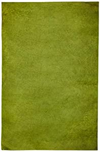 Renkalik renkalikcnwcoc1450x 75cm Claro Verde Cera algodón Hoja de Papel de Nepal