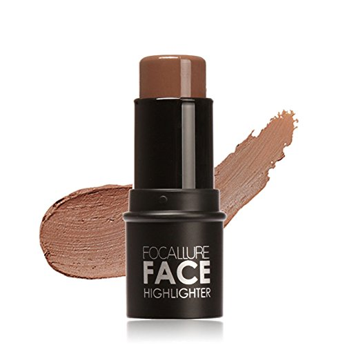 Blue Vessel Makep Comestic Gesicht Highlighter Stick Hervorhebung Pulver Creme leichte Schönheit (Make Stick Up)