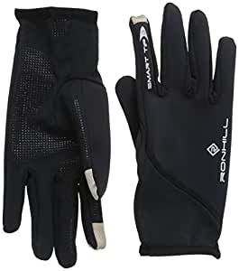 Ronhill Sirocco Gloves - Black, Large