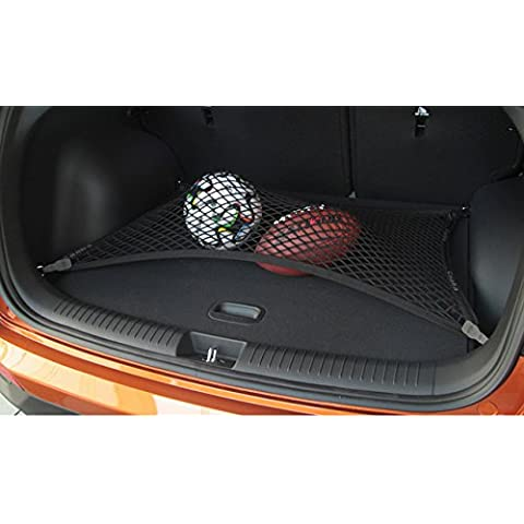 Pegasuss nero Mesh pavimento Trunk Cargo Net SUV Storage Organizer Net for Chevrolet Captiva