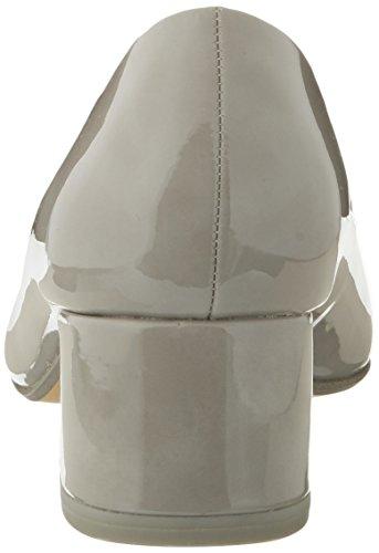 Jana 22302, Escarpins Femme Gris (Lt.grey Patent 281)