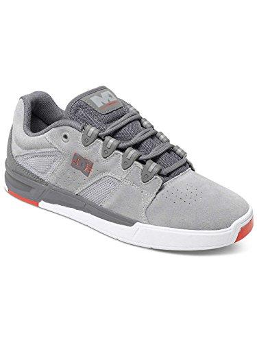 Scarpe DC Shoes: Maddo GR/RD Rosso & Grigio
