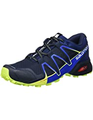 Salomon Herren Speedcross Vario 2, Synthetik/Textil, Trailrunning-Schuhe