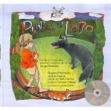 Pedro y el lobo ( + CD ) (La Mota De Polvo)