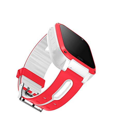 amiubo Kinder Smart Watch Telefon SIM Anruf Anti-verlorene SOS Tracker Sportuhr Running GPS-Geräte Rosa