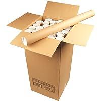 Ambassador - Tubo para envío postal de documentos (cartón, 50 x 625 mm, 25 unidades)