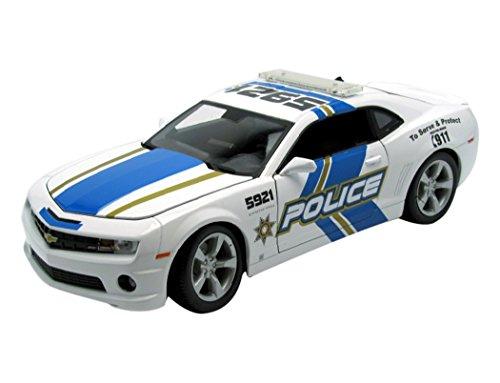 Maisto - 31161 - Chevrolet Camaro SS RS - Policía - 2010 - 1/18