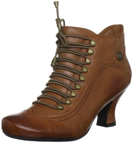 Hush Puppies Vivianna, Boots femme Marron (Tan)