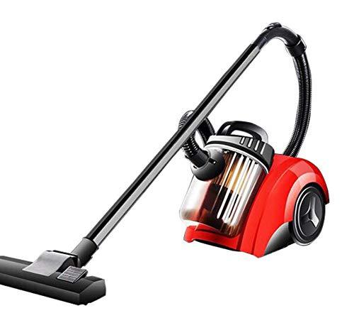 TINGTING Stock-Staubsauger - 2-in-1-Stand- & Handheld mit Leichtbauweise, Spaltwerkzeug und Polsterbürste Haushalt