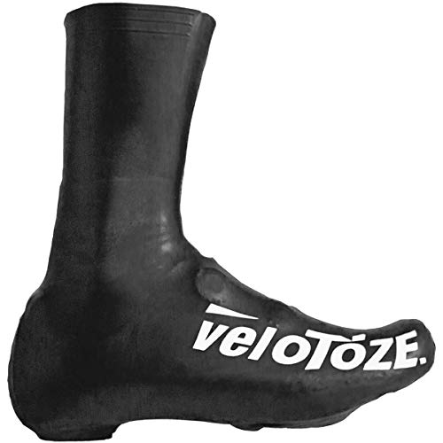 VeloToze Toze Copriscarpe Unisex, Nero, M: 40.5 - 42.5
