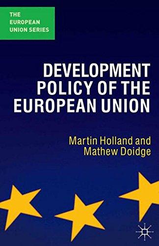 Development Policy of the European Union (The European Union Series)