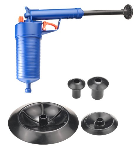 CON:P SA220 Pressluft-Rohrreinigungspistole für Bad und Küche - 2