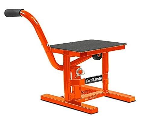 ConStands Moto Cross Ständer Motocross/Supermoto/Enduro orange Kreidler Supermoto 125
