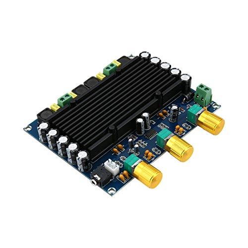 Tree-on-Life Hochleistungsverstärker Dual Chip TPA3116D2 150W x 2 Digital Verstärkerplatine 12-24V Dual Channel Stereo 150w Flash