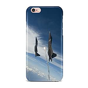 iPhone 6 Case, iPhone 6 Hard Protective SLIM Printed Cover [Shock Resistant Hard Back Cover Case] Designer Printed Case for iPhone 6 -2M-MP1551