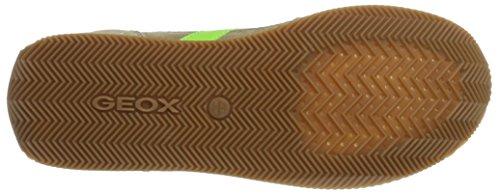 Geox U Vinto D, Scarpe da Ginnastica Basse Uomo Beige (Beige/limec5236)