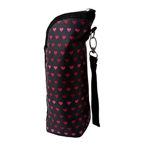 Lalang Babyflasche Warmhaltebox Thermotasche Kühltasche Aufhängen am Kinderwagen (004#)